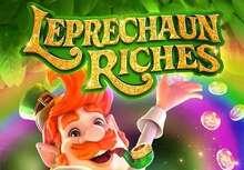 ทดลองเล่นเกม Leprechaun Riches