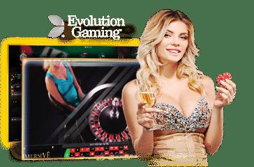Evolution Gaming Joker8899