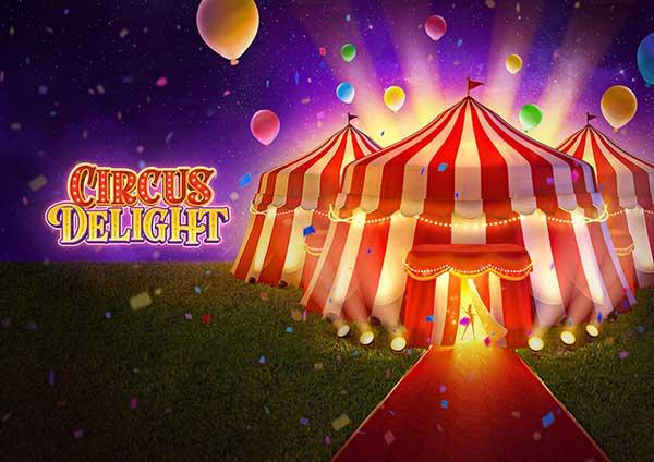 ทดลองเล่นเกม Circus Delight JOKER8899