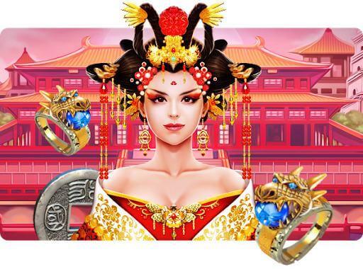 รีวิวเกมสล็อต Empress Regnant JOKER8899