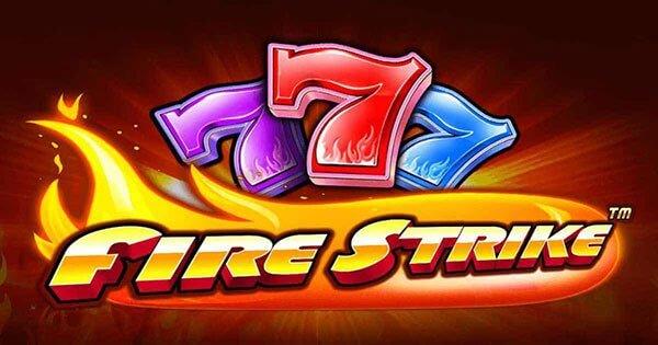 รีวิวเกมสล็อต Fire Strike JOKER8899