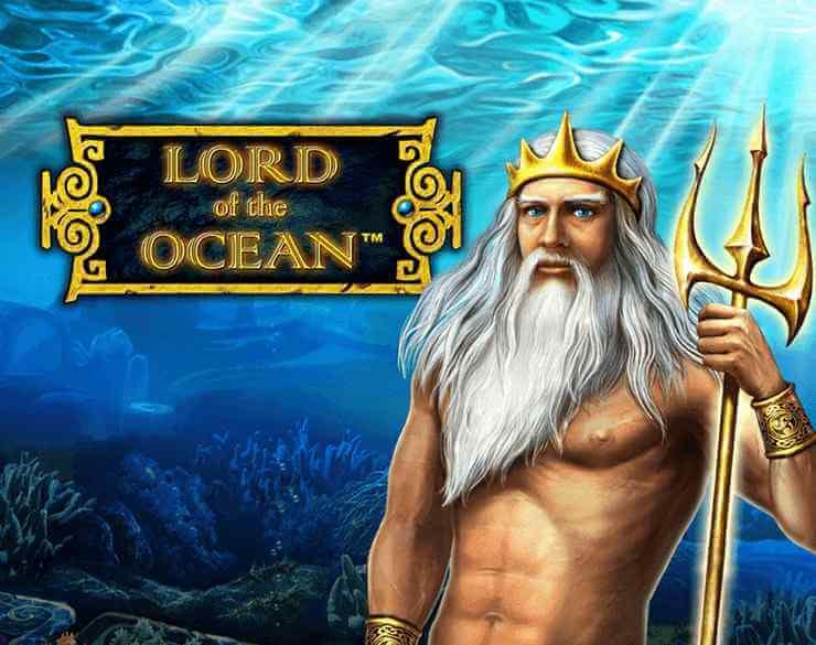 รีวิวเกมสล็อต Lord Of The Ocean JOKER8899