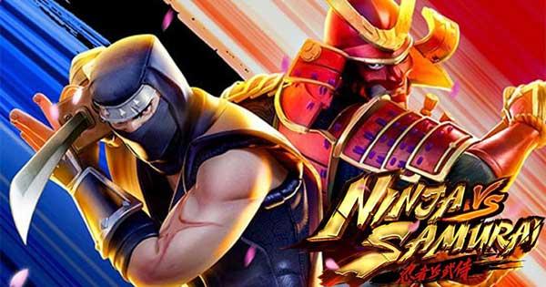 ทดลองเล่นเกม Ninja vs Samurai JOKER8899
