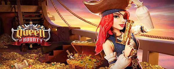 ทดลองเล่นเกม Queen of Bounty JOKER8899