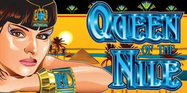 รีวิวเกม Queen Of The Nile JOKER8899