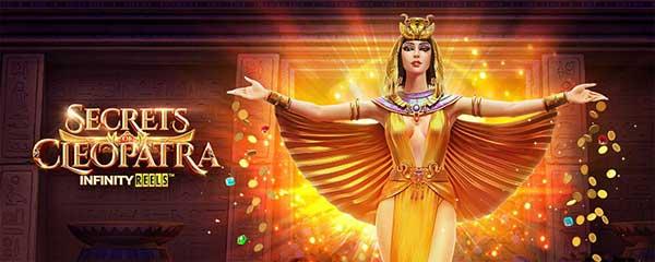ทดลองเล่นเกม Secrets of Cleopatra JOKER8899