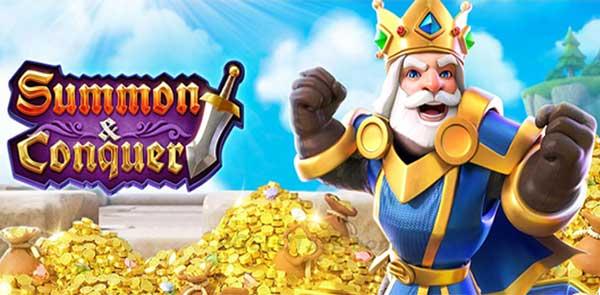ทดลองเล่นเกม Summon & Conquer JOKER8899