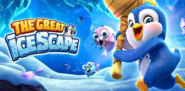 ทดลองเล่นเกม The Great Icescape JOKER8899