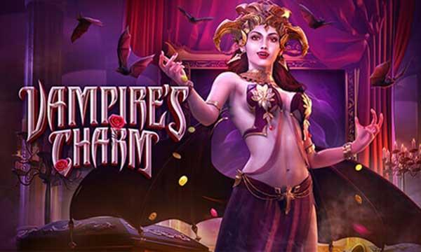 ทดลองเล่นเกม Vampire's Charm JOKER8899