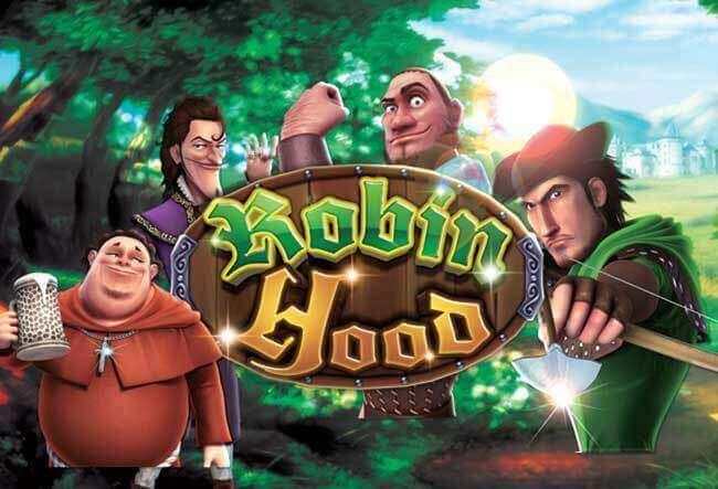 รีวิวเกมสล็ต Robin Hood JOKER8899