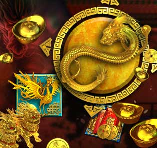 ทดลองเล่น Four Dragons