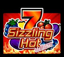 รีวิวเกมสล็อต Sizzling hot deluxe