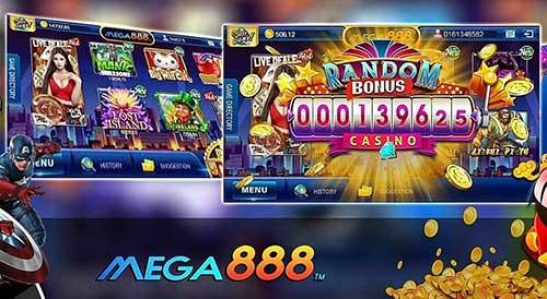 MEGA888 สล็อตออนไลน์ คาสิโน ยิงปลา เมก้า888