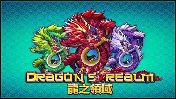 รีวิวเกม Dragons Realm JOKER8899