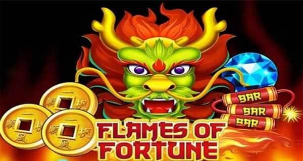 รีวิวเกม Flames of Fortune JOKER8899
