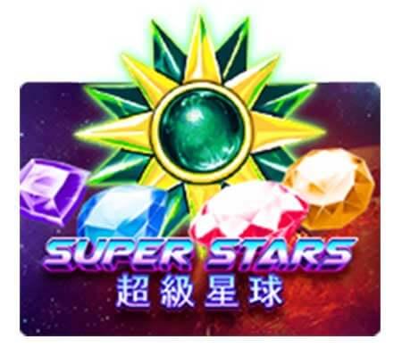 รีวิวเกมสล็อต Super Stars JOKER8899