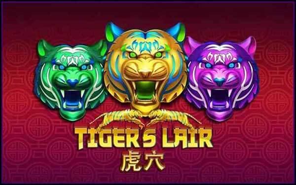 รีวิวเกม Tigers Lair JOKER8899