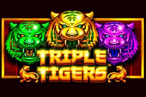 รีวิวเกม Triple Tigers JOKER8899