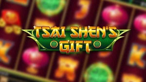 รีวิวเกมสล็อต Tsai Shens Gift JOKER8899