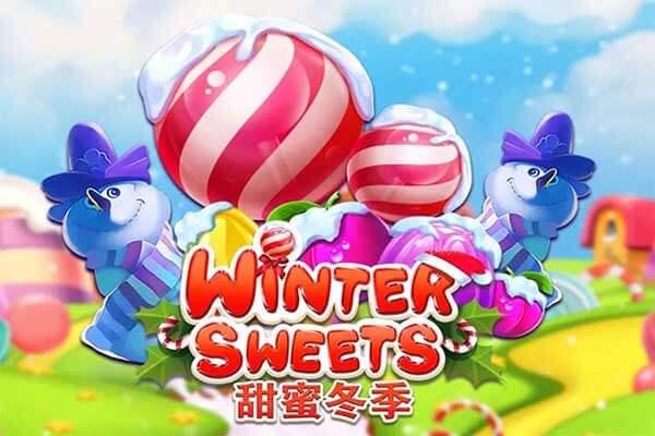 รีวิวเกมสล็อต Winter Sweets JOKER8899