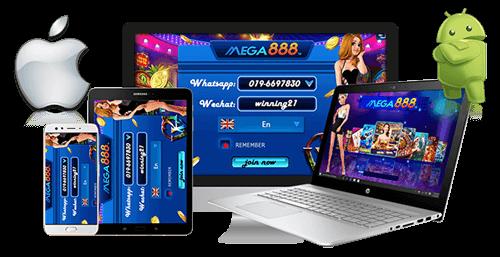 เมก้า888 สล็อตออนไลน์ MEGA888