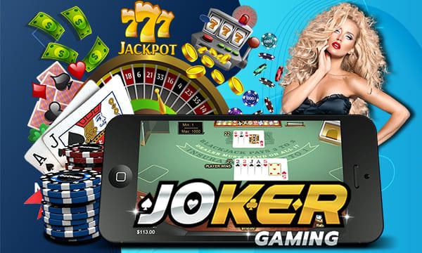 Joker Slot สล็อตออนไลน์ Promotion อัพเดทใหม่ 2021