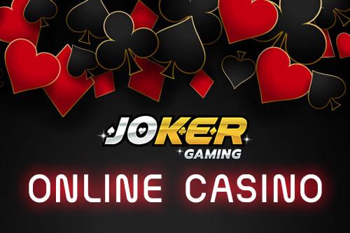 รวยได้เร็ว กับ Joker Slot