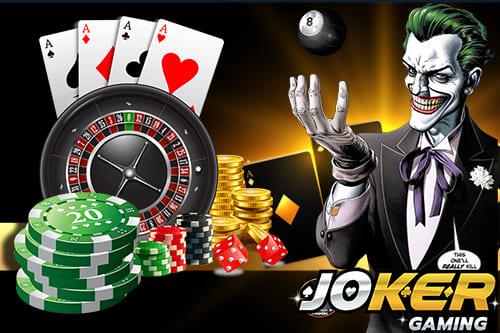 สล็อต Joker Game ทักษะ หรือ โชคช่วย