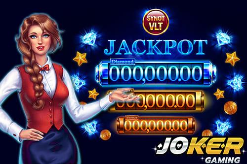 Joker Slot อยู่บ้านอย่างไรให้ได้เงิน