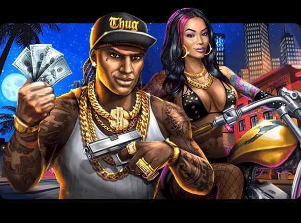 รีวิวเกม Thug Life Joker8899