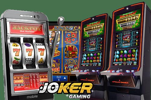 สล็อตออนไลน์ Joker Slot กับ มุมมองของคนไทย