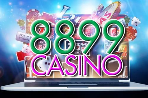 8899 casino เครดิตฟรี