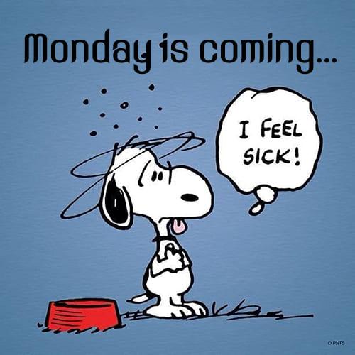 Monday Sick Syndrome